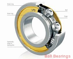 NSK B310-2 Ball Bearings