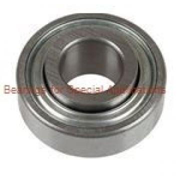 NTN  CU10B01W Bearings for special applications