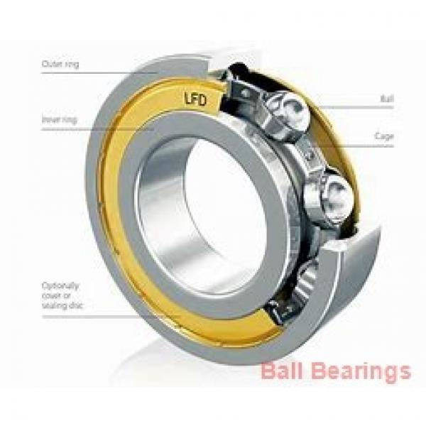 NSK B340-51X Ball Bearings #1 image